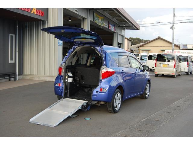 トヨタ G 福祉車両 スローパー バックモニター 無料保証付