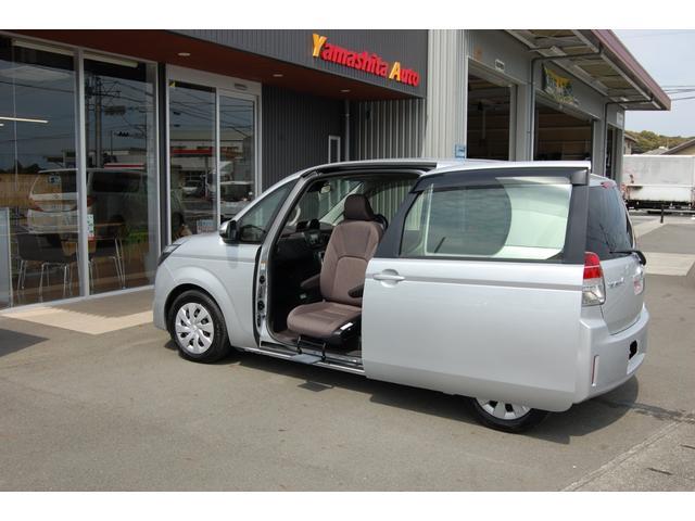 トヨタ スペイド 福祉車両 助手席回転シート 全国1年保証