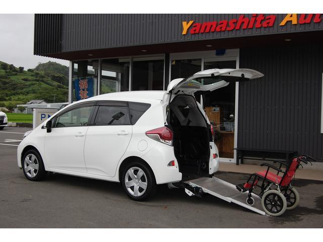 トヨタ X 福祉車両 スローパー タイプI 全国1年保証