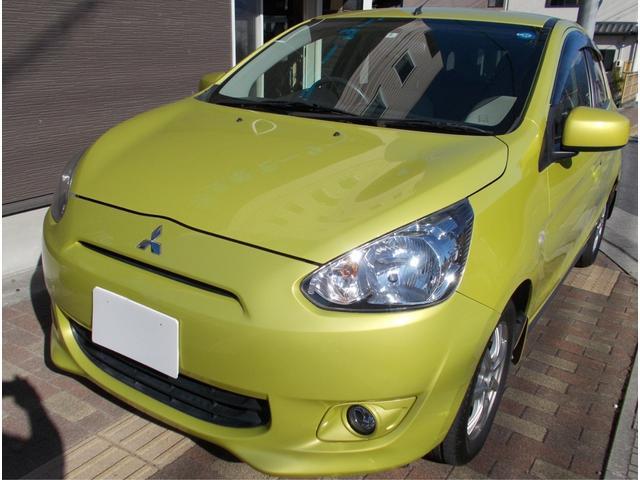 「三菱」「ミラージュ」「コンパクトカー」「静岡県」の中古車