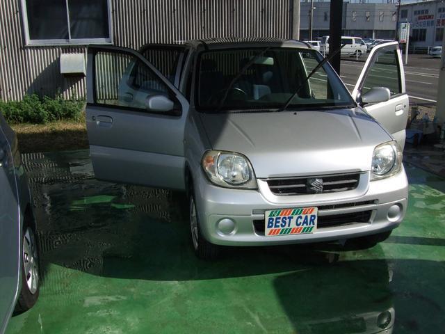 Kei(スズキ) A 中古車画像