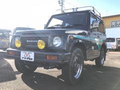 ジムニーワイルドウインド 4WD ターボ 軽自動車 MT