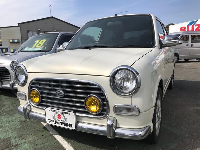 ダイハツ ミニライトスペシャル 軽自動車 パールホワイト AT AC
