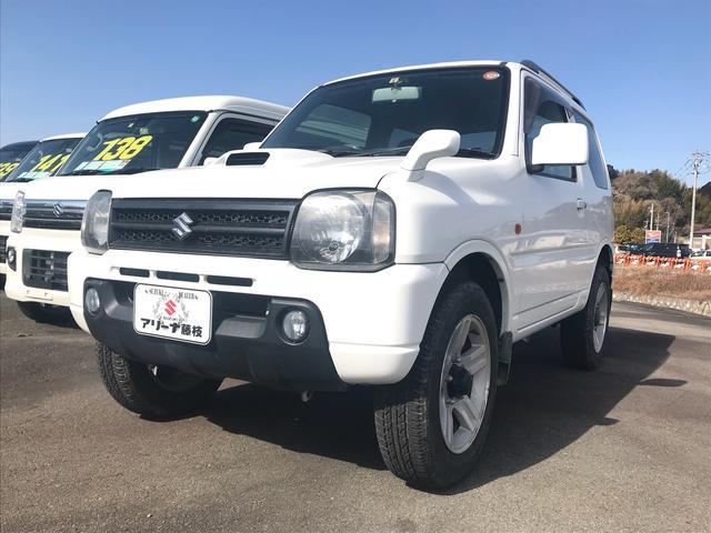 スズキ XC TV ナビ 軽自動車 4WD スペリアホワイト