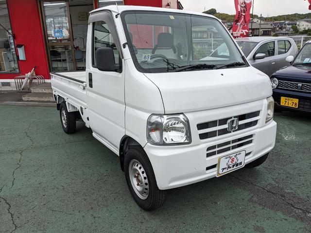 ホンダ  4WD 5MT パワステ