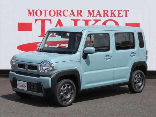 スズキ ハイブリッドG 2WD セーフティ メーカー保証継承付届出済未使用車