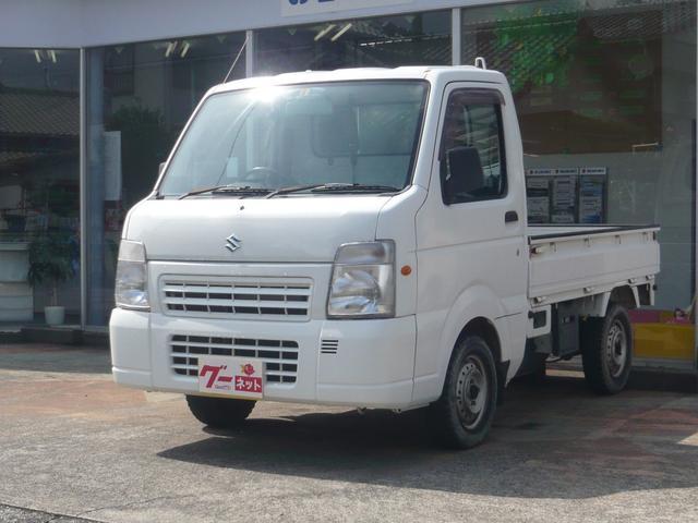 スズキ FC 4WD エアコン パワステ