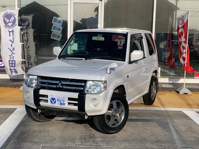 三菱 XR オートマ パールホワイト CDステレオ キーレス