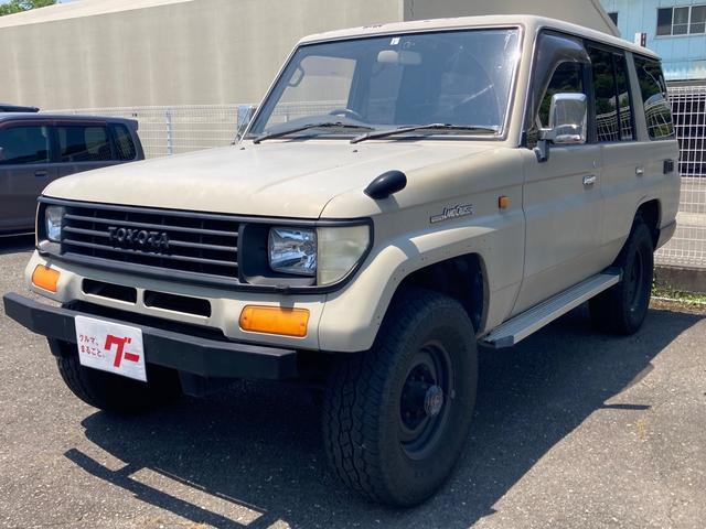 トヨタ  4WD ナビ オーディオ付  貨物登録 AT 色替え車 オートマ