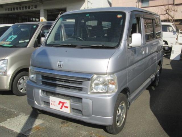 ホンダ L 走行4.6万キロ CD MD アルミ 車検31年8月