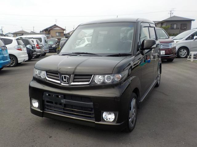 「ホンダ」「ゼストスパーク」「コンパクトカー」「静岡県」の中古車