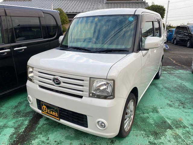 ダイハツ Xリミテッド/フルセグナビ/CVT/2WD