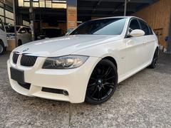 BMW323i Mスポーツ 左ハンドル ETC 純正アルミ