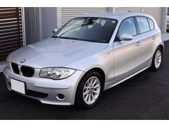 BMW116i 法人ワンオーナー 禁煙車 記録簿