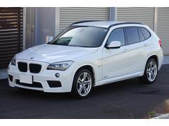 BMW X1sDrive 18i Mスポーツパッケージ ナビテレビ禁煙車
