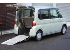 タントスローパー/リヤシート付/車イス1基モデル/タイヤ新品/禁煙