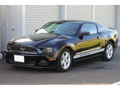フォード マスタングV6  2013モデル新車並行車 AUTOCHECK走行証明