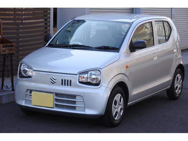 スズキ L/ワンオーナー/禁煙車/CD/キーレス/シートヒーター