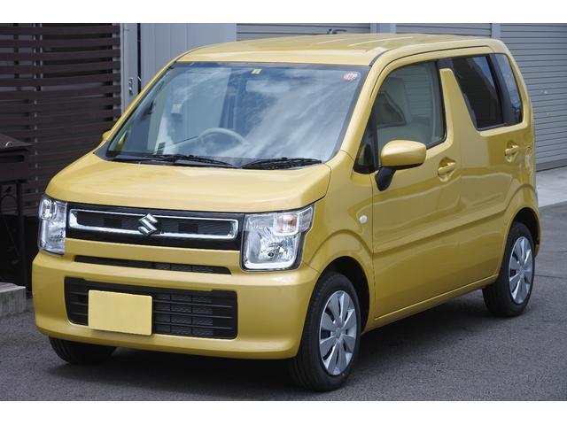FA/4WD/届出済未使用車/シートヒーター/キーレス(1枚目)
