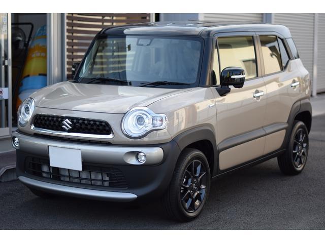 「スズキ」「クロスビー」「SUV・クロカン」「静岡県」の中古車