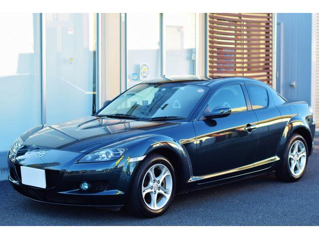 マツダ ベースグレード ワンオーナー 禁煙車 圧縮測定済み マニュアル5速 ETC HID キーレス 225/55/16 16インチアルミホイール BOSEサウンド オートエアコン Wエアバック ABS