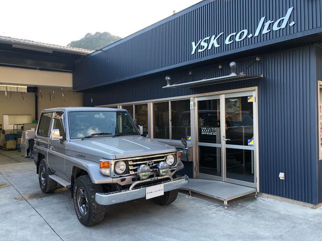 「トヨタ」「ランドクルーザー70」「SUV・クロカン」「静岡県」の中古車