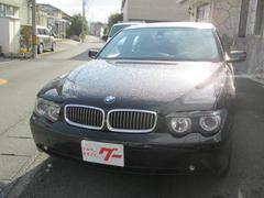 BMW735i 走行4.8万キロ 修復歴無し 車検整備付き 保証付
