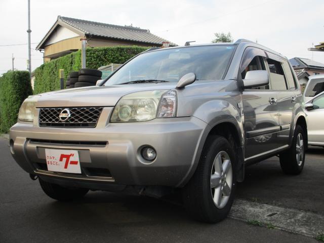 日産 X 4WD シートヒーター 専用シート キセノン