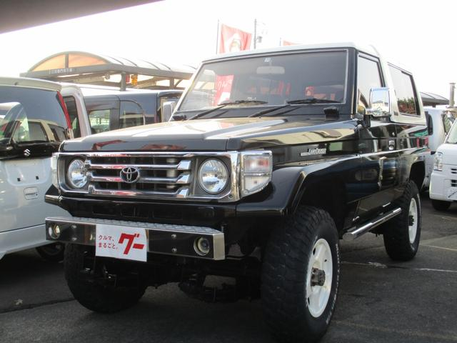 ランドクルーザー70(トヨタ) 中古車画像