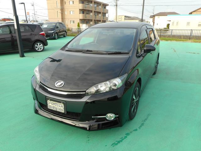 トヨタ 1.8S SDフルセグナビ ETC
