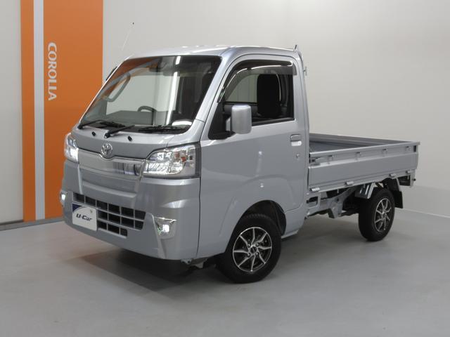 トヨタ エクストラSAIIIt スマートアシスト・LEDヘッドライト