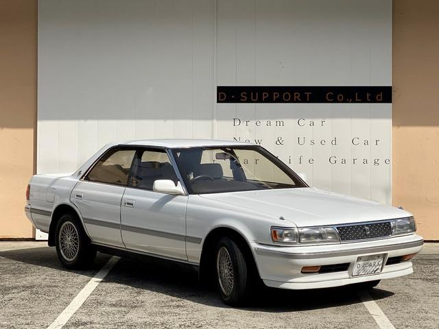 トヨタ チェイサー アバンテロードリー GX81  限定車 ハイメカツインカム 純正15インチアルミ