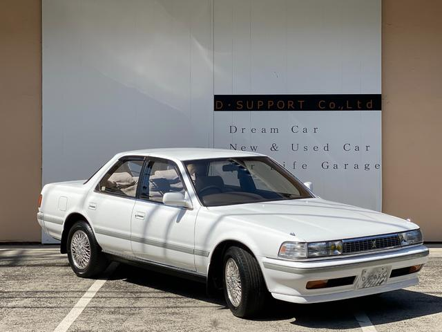 トヨタ クレスタ エクシード GX81 後期 スーパールーセント エクシード 限定車