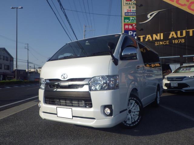 トヨタ スーパーGL ダークプライム 当社デモカー