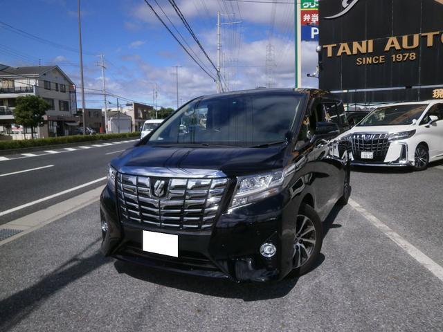 トヨタ 2.5G ワンオーナー アルパインBigX Wサンルーフ