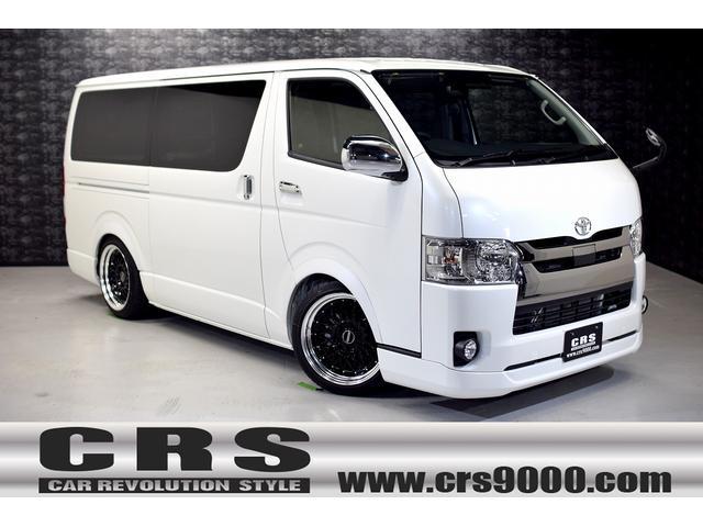 トヨタ DPII ディーゼル CRSコンプリート カスタム車両