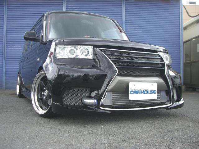 トヨタ Z Xバージョンフルエアロ・車高調・マフラー・HDDナビ