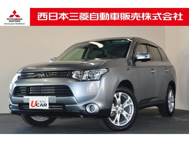三菱 24G 純正ナビカメラ ETC 本革シート 衝突軽減ブレーキ