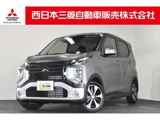 「三菱」「eKクロス」「コンパクトカー」「大阪府」の中古車