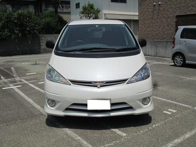 トヨタ アエラス-S