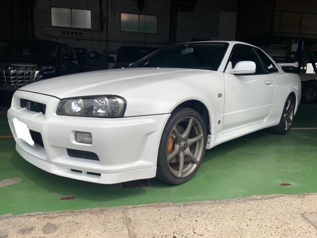 日産 GT-R 左Hコンバージョン 公認車両