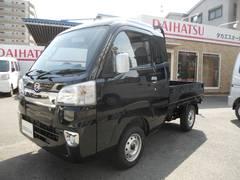 ハイゼットトラックジャンボ 4WD 届け出済み未使用車 保証付きキーレス