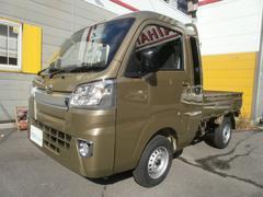 ハイゼットトラックジャンボ 4WD 5MT LEDヘッドライト