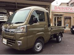 ハイゼットトラックジャンボSAIIIt 4WDMT LEDヘッドライト ABS