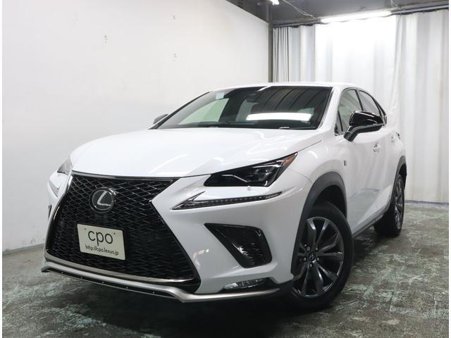 「レクサス」「NX」「SUV・クロカン」「大阪府」の中古車