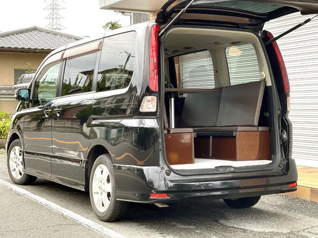 日産  キャンピングカー トランポ 新品架装 車中泊 8ナンバー キャンパー ベッドキット バンコン 事務室 移動販売車