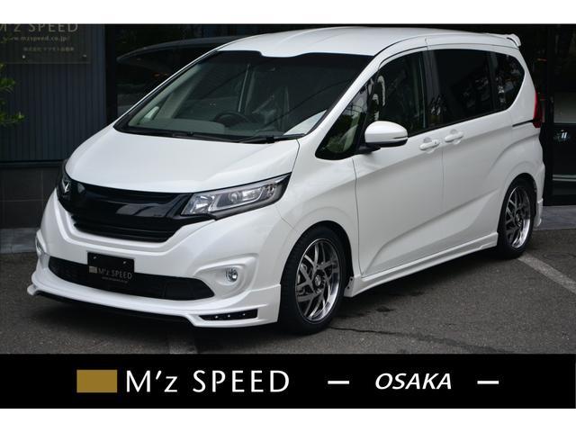 ホンダ HV-G 両側パワスラ ZEUS新車カスタムコンプリート