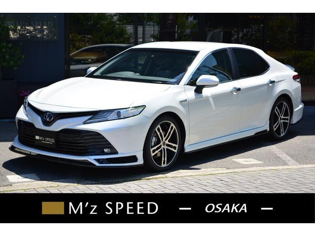 トヨタ HV G ZEUS新車カスタムコンプリート ローダウン
