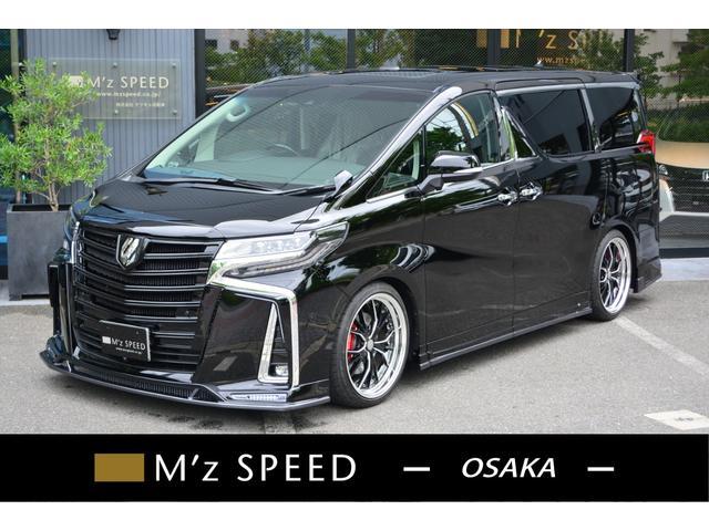 トヨタ アルファード 3.5SC ZEUS新車カスタムコンプリートカー