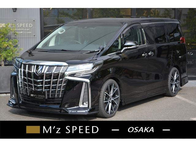 トヨタ アルファード 2.5S7人乗 ZEUS新車カスタムコンプリートカー